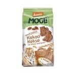 Mogli Nasch Gebäck - Kakao Kekse mit Dinkel und Butter 125g Bio