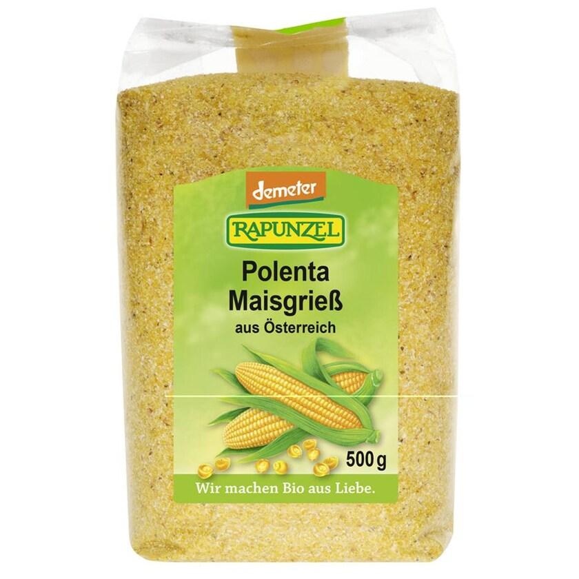 Rapunzel Bio Polenta Maisgrieß demeter 500g