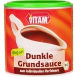 Vitam Bio Dunkle Grundsauce 125g