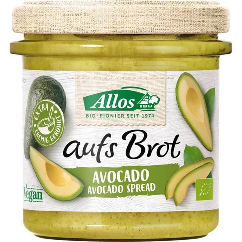 Allos Auf's Brot Avocado 140g