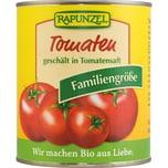 Rapunzel Bio Tomaten geschält in der Dose 800g