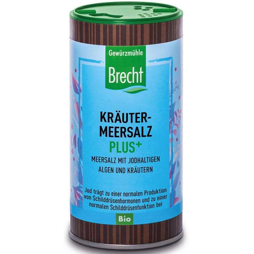 Brecht Kräuter-Meersalz +plus - Streuer 200g