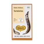 Werz Dinkel-Vollkorn-Tortelettes 6 Stk 115g Bio