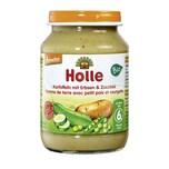 Holle Baby Food Kartoffeln Erbsen & Zucchini 190g