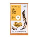 Werz 4-Korn-Kokos-Keks glutenfrei 150g Bio