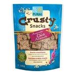 Pural Bio Crusty Snacks Chia Amaranth 110g
