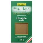 Rapunzel Bio Lasagne-Platten Vollkorn 250g