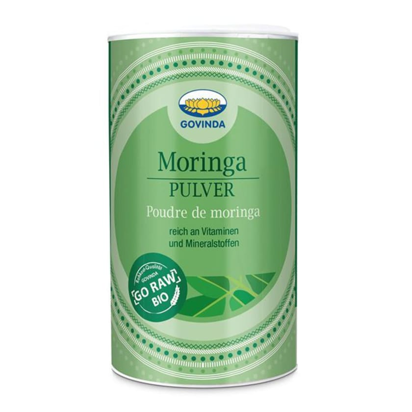 Govinda Moringa-Pulver 200g