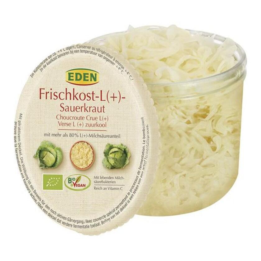 Eden Frischkost-L(+)-Sauerkraut 410 g