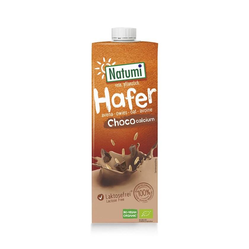 Natumi Bio Hafer Drink Schoko + Calcium 1l