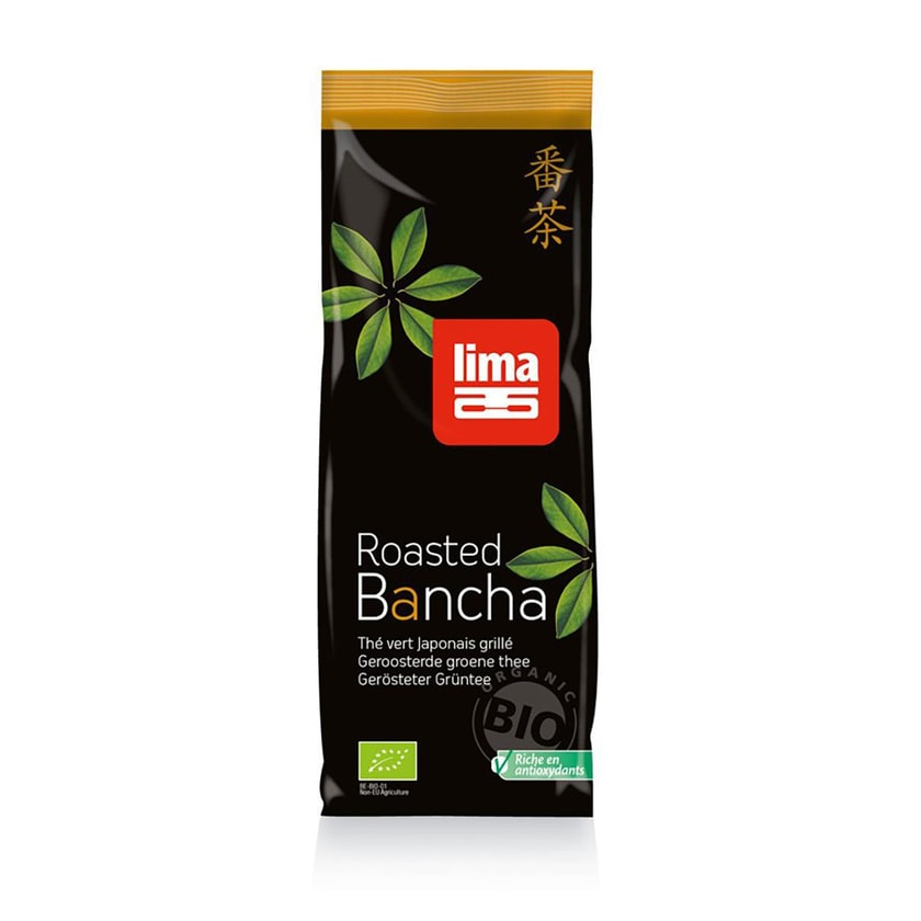 Lima Bio Roasted Bancha Tea lose 75g