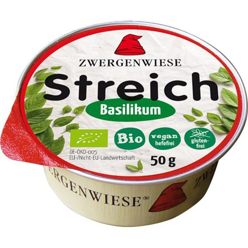 Zwergenwiese Basilikum Kleiner Streich 50g