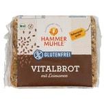 Hammermühle Vitalbrot mit Leinsamen gf 250g