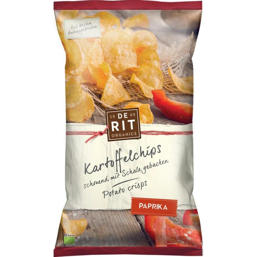 de Rit Kartoffelchips Paprika 125g