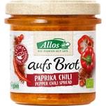 Allos Auf's Brot Paprika & Chili 140g