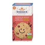 Sommer Glutenfrei und Glücklich Cookies Cranberry, Mandel & Sesam 125g Bio