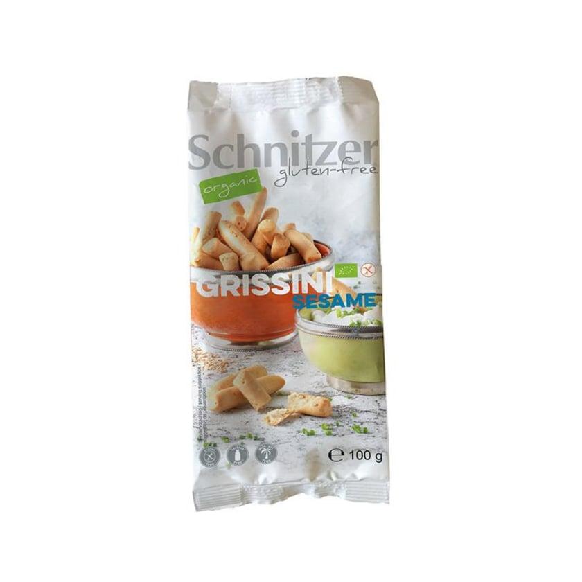 Schnitzer Grissini Sesame 100g