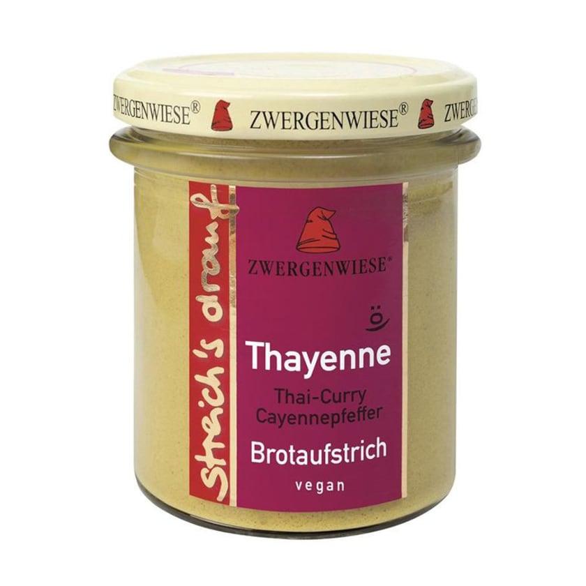 Zwergenwiese Bio Streich's drauf Thayenne 160g