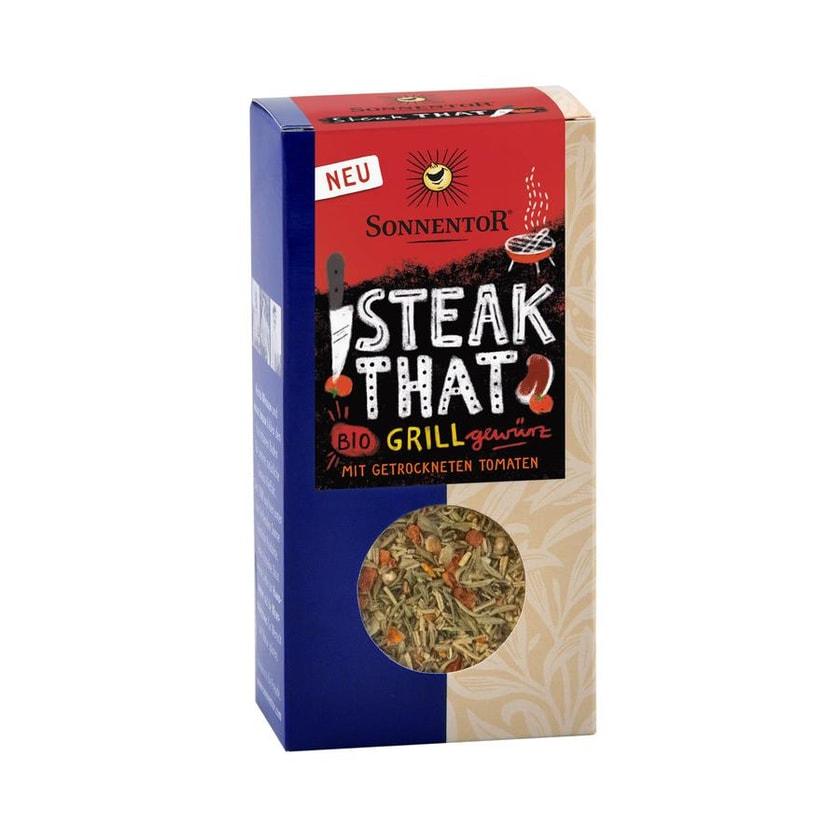 Sonnentor Steak That Grillgewürz 50g