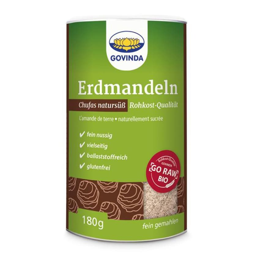 Govinda Erdmandeln - Chufas 180g