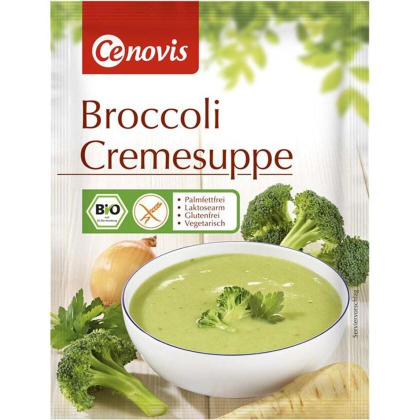 Cenovis Broccoli Cremesuppe, bio 45g