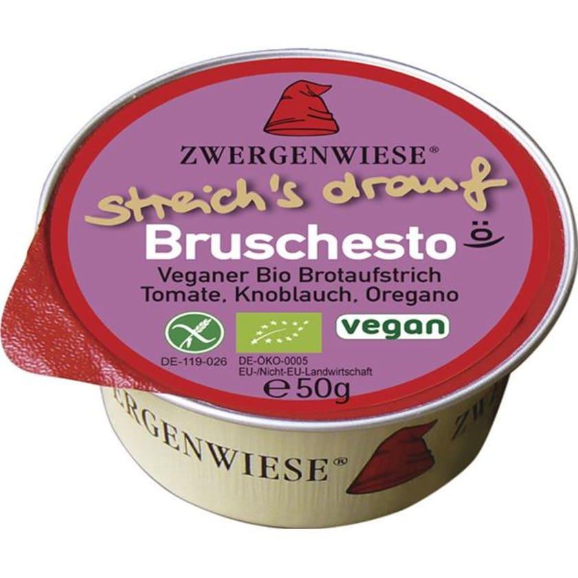 Zwergenwiese Bio Kleiner Streich's drauf Bruschesto 50g