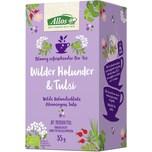 Allos Wilder Holunder und Tulsi Tee 35g
