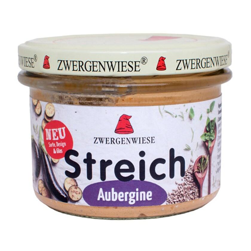 Zwergenwiese Aubergine Streich 180g