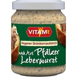 Vitam Bio wie Pfälzer Leberwurst 120g