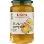 LaSelva Pfirsiche in Stücken, leicht gezuckert - handgeschält 560g Bio