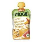 Mogli Trink Obst - Banane, Guave, Mango 100g Bio