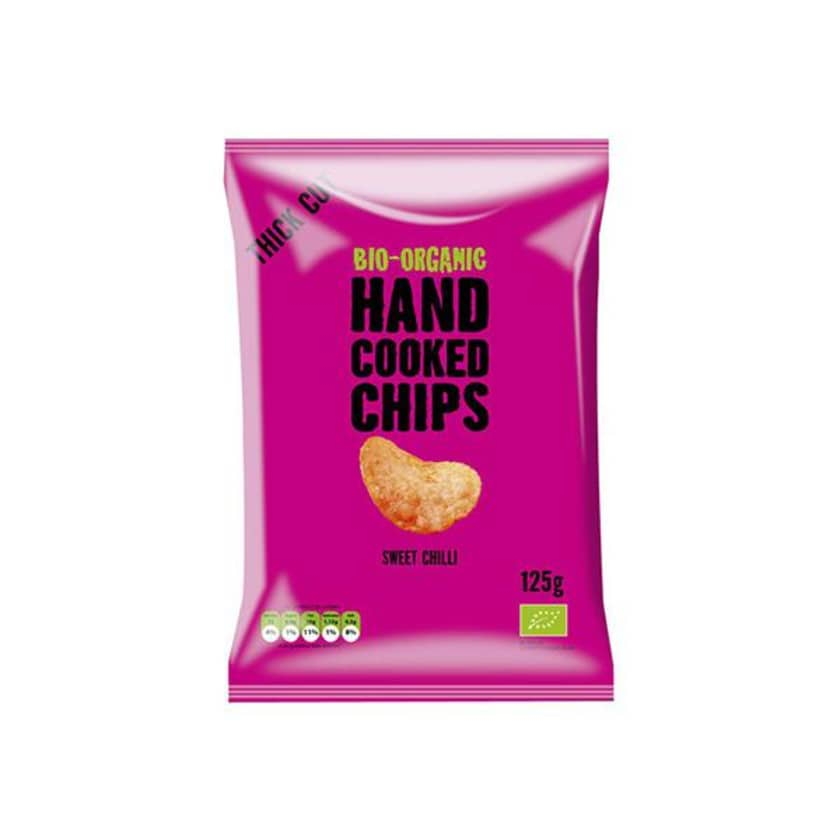 Trafo Handcooked Chips SweetChili 125g