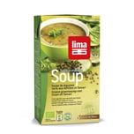 Lima Bio Gemüse & Linsensuppe 1l