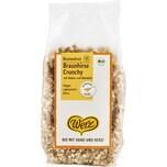 Werz Braunhirse-Crunchy glutenfrei 250g Bio