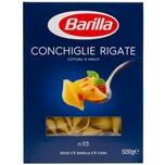 Barilla Conchiglie Rigate N°93 Nudeln 500g