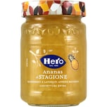 Hero Ananas di Stagione Confettura Extra Konfitüre 350g