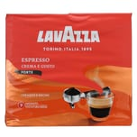 Lavazza Espresso Crema e Gusto Forte Kaffee 2x250g, 500g