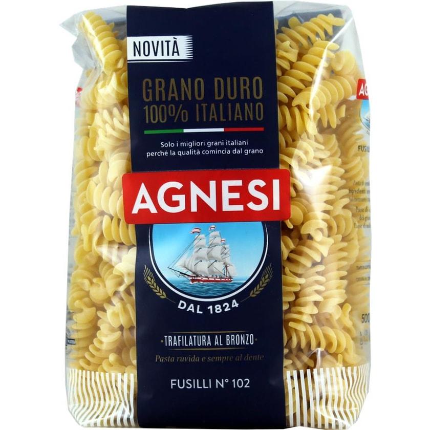 Agnesi Fusilli N°102 Nudeln 500g