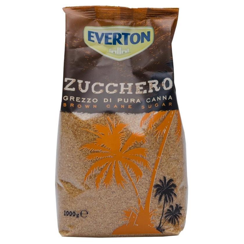 Everton Zucchero Grezzo di Pura Canna Zucker 1000g