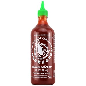 Flying Goose Sriracha Hot Chilli Sauce 730ml