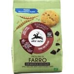 Alce Nero Frollini Farro Gocce Cioccolato Bio Kekse 300g