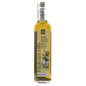 Biologicoils Condimento con Olio Ex.Ver. d'Oliva e Rosmarino Bio Öl 250ml