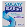 Solvay Bicarbonato di Sodio Purissimo Natriumbicarbonat 250g
