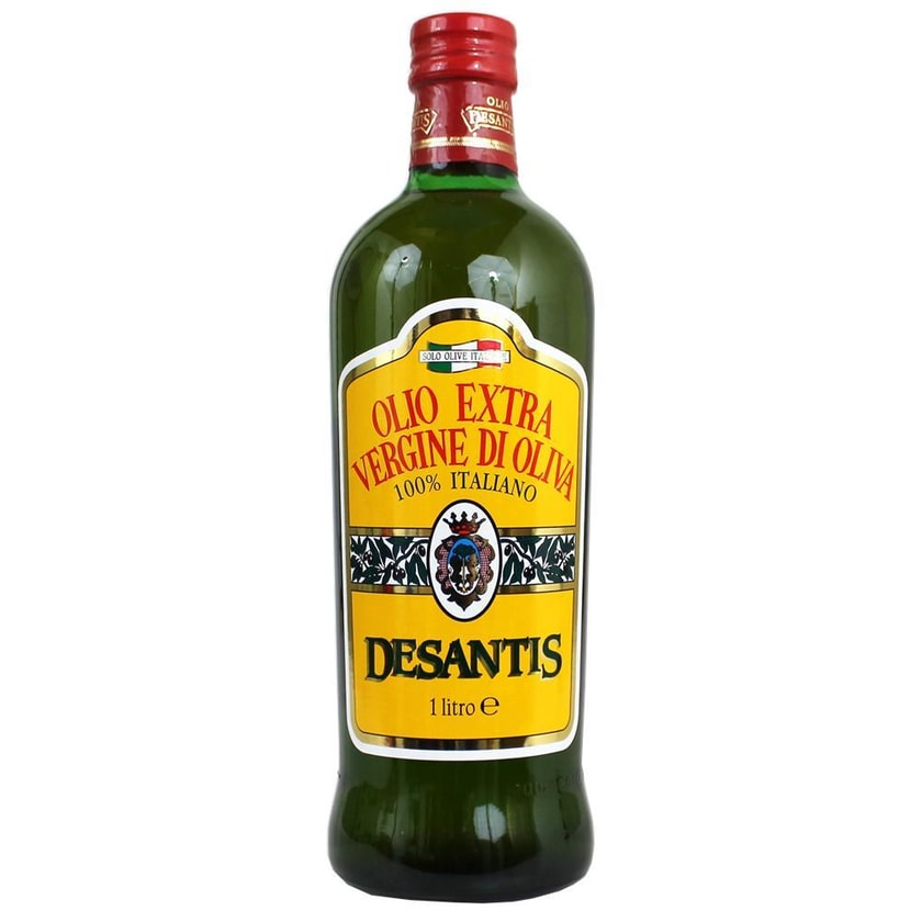 Desantis Olio ex.Verg.di Oliva 100% Italiano Olivenöl 1l