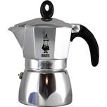 Bialetti Dama Silber Kaffeekocher für 3 Tassen 1St.
