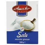 Amato Sale Marino Grosso Meersalz Grob 1000g