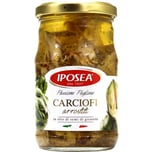 Iposea Carciofi Arrostiti Artischocken 170g