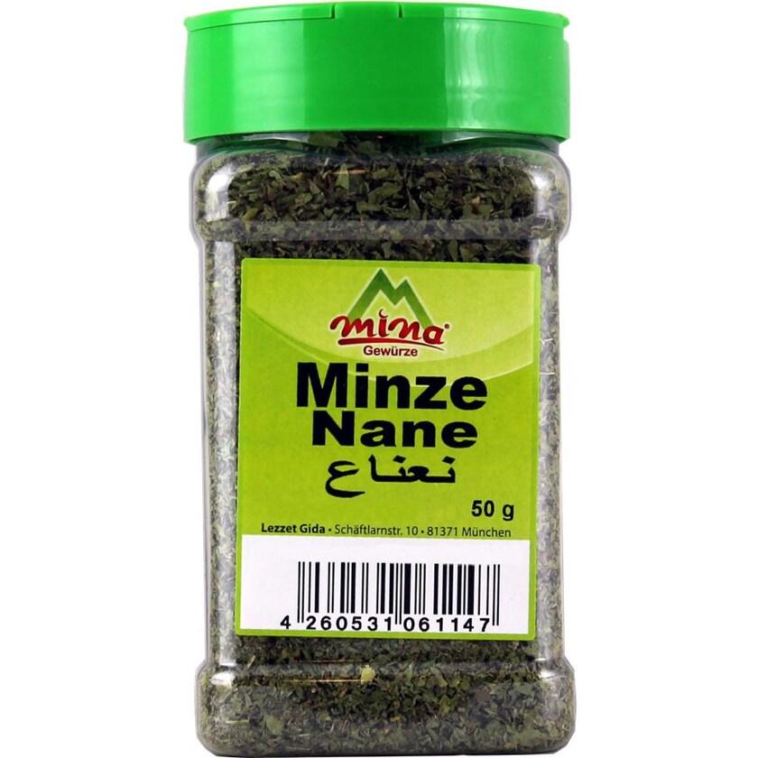 Mina Minze 50g