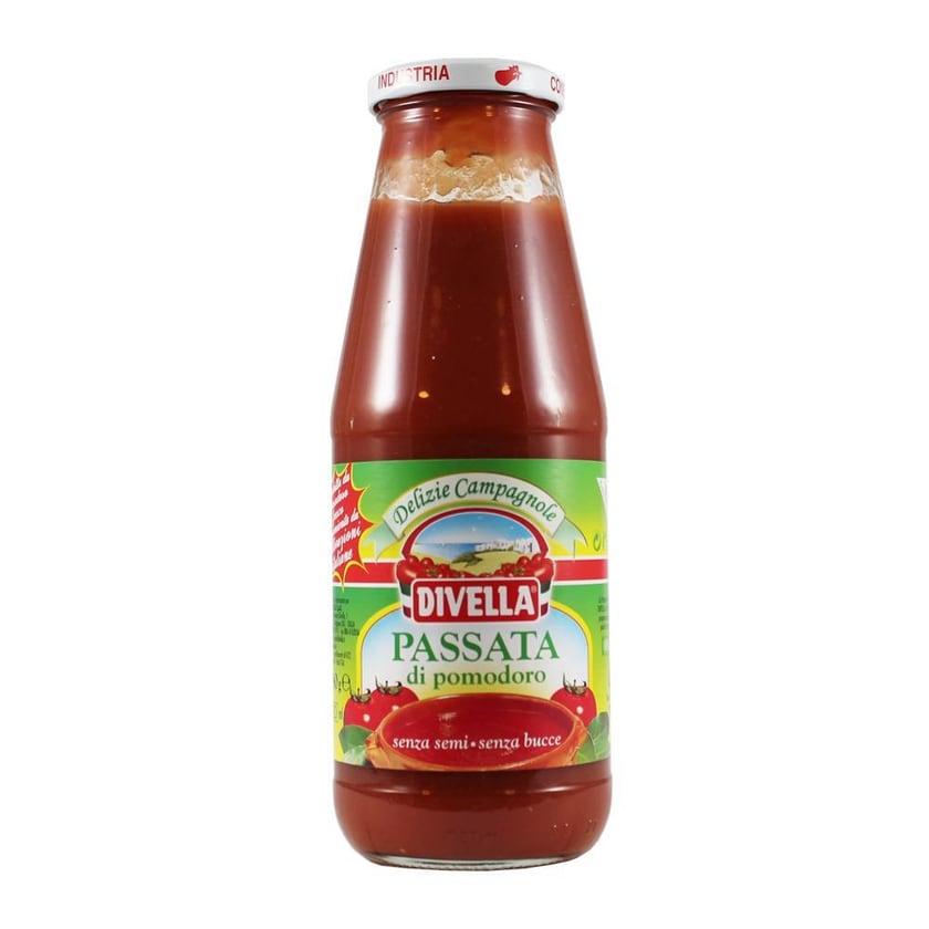 Divella Passata di Pomodoro Passierte Tomaten 680g