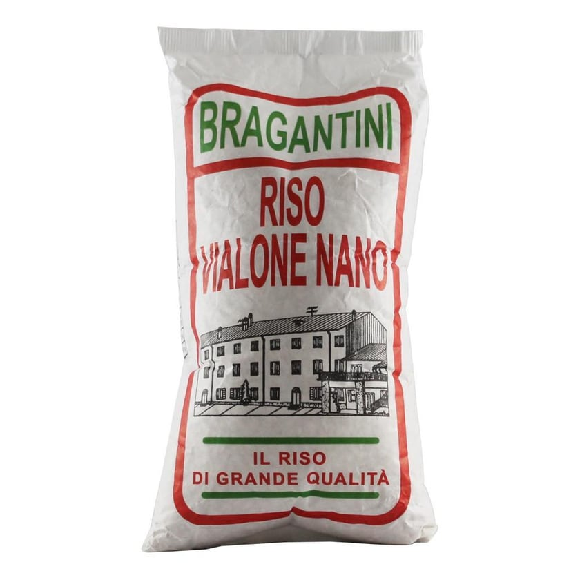 Bragantini Riso Vialone Nano Reis 1000g
